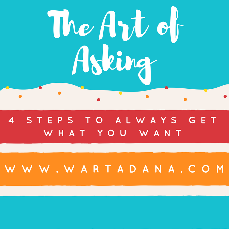 the art of asking