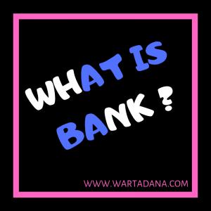 MEMBUKA REKENING BANK BAGI PEMULA