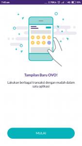 transaksi akun OVO