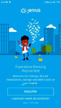 pengalaman baru perbankan