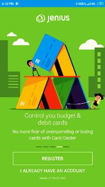 menggunakan kartu debet untuk mengontrol budget