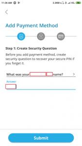 pertanyaan keamanan akun cashbac