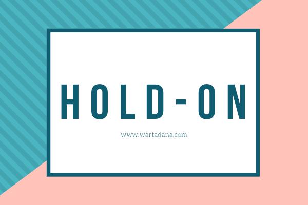belajar memahami investasi dengan hold on
