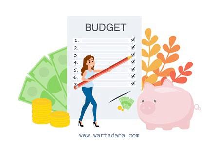 belanja sesuai budget