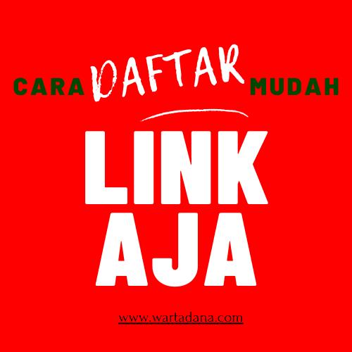 CARA DAFTAR LINKAJA (Plus Upgrade & Konversi LinkAja Syariah)