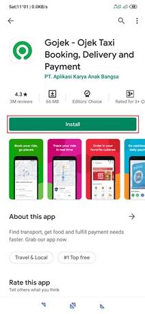 download aplikasi gojek