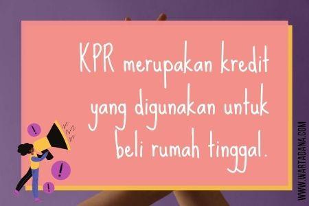 tujuan KPR