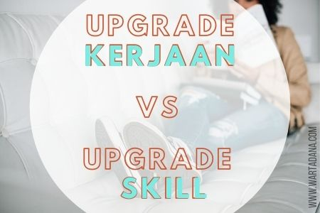 upgrade kerjaan