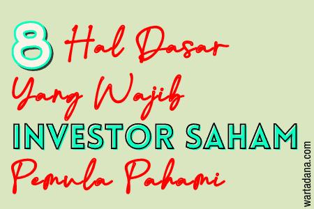 investor saham pemula