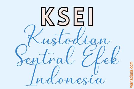 kustodian sentral efek indonesia - ksei