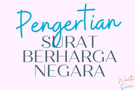pengertian SBN