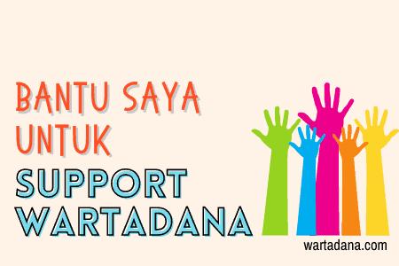 support wartadana