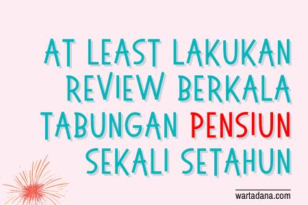 review tahunan