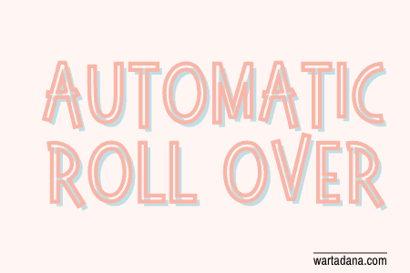 automatic roll over