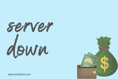 no server down